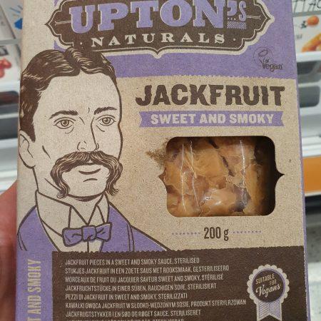 Upton's Naturals – Jackfruit – Sweet & Smoky (200g)