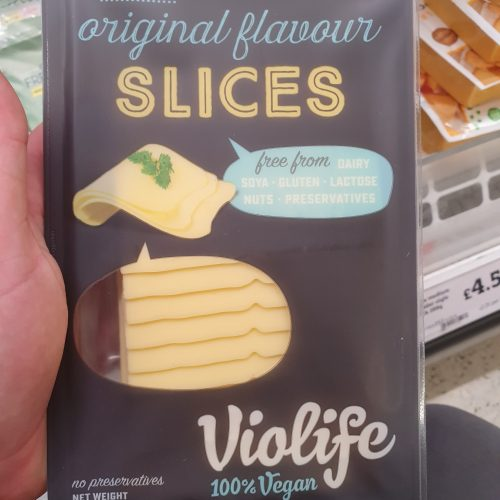 Violife Vegan Sliced Cheese 200g