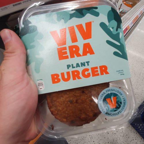 Vivera Veggie Burgers x2 200g