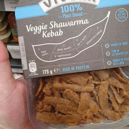 Vivera Veggie Shawarma Kebab