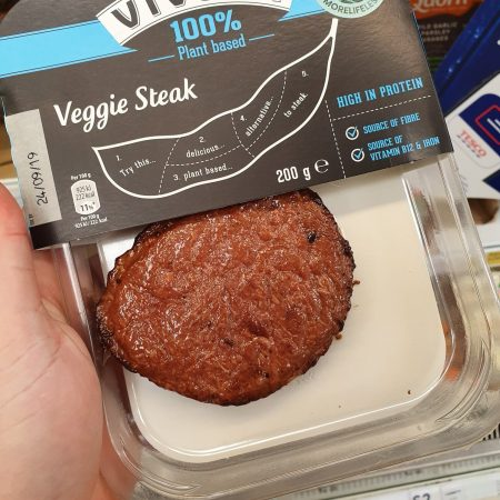 Vivera Veggie Steak 200G