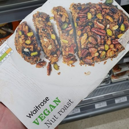 Waitrose Vegan Nut Roast 300g