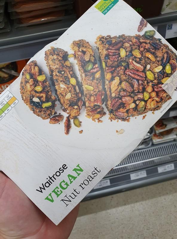 Waitrose Vegan Nut Roast 300g