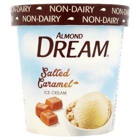 Almond Dream Non-Dairy Salted Caramel Ice Cream