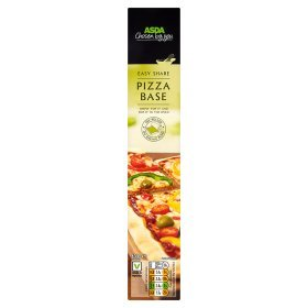 ASDA Chosen by You Easy Share Pizza Base