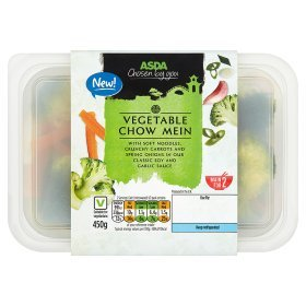 ASDA Chosen by You Vegetable Chow Mein