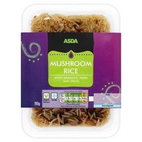 ASDA Mushroom Rice
