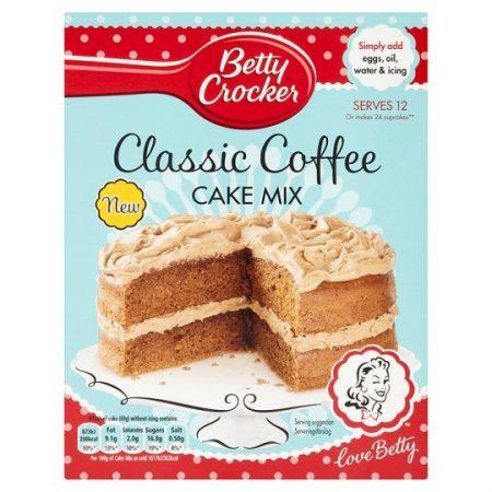 Betty Crocker Coffee Cake Mix 425g