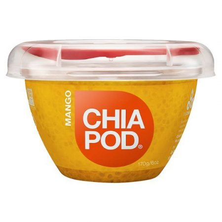 Chia Pod Mango 170g