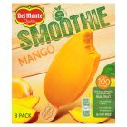 Del Monte Iced Mango Smoothie 3x90ml