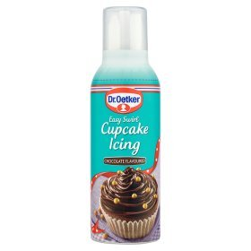 Dr Oetker Easy Swirl Cupcake Icing Chocolate Flavoured