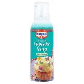 Dr Oetker Easy Swirl Cupcake Icing Vanilla Flavour
