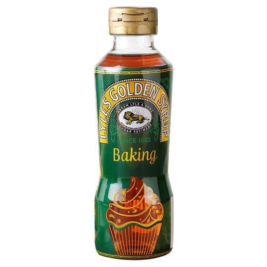 Lyle's Golden Syrup Baking Bottle 600g