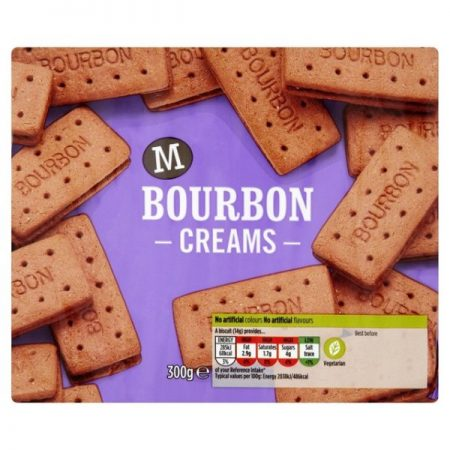 Morrisons Bourbon Creams