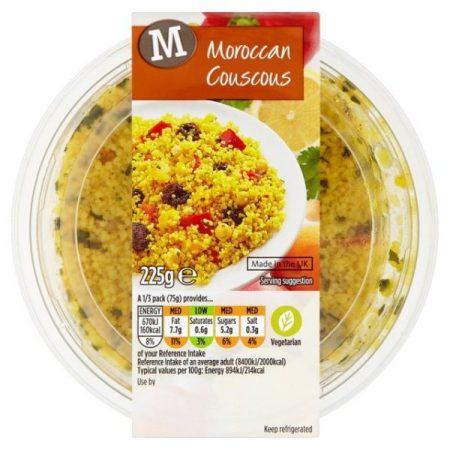 Morrisons Moroccan Couscous 225g
