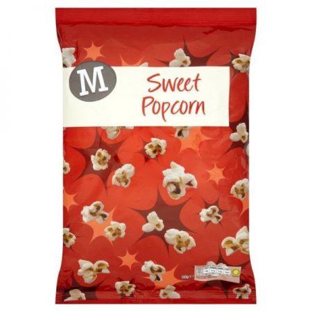 Morrisons Sweet Popcorn 110g