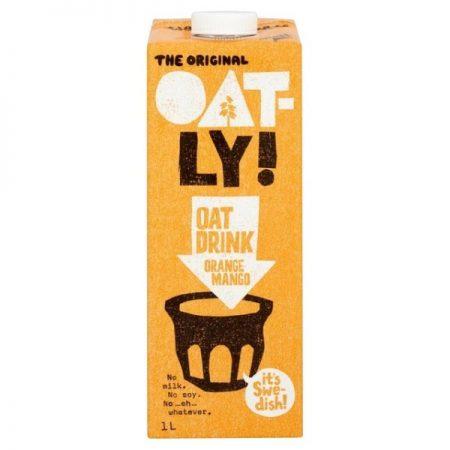 Oatly Orange & Mango Long Life Oat Drink 1L