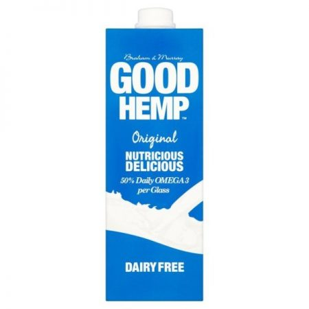 Good Hemp Original Milk 1L