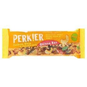PERKIER Quinoa Cashew, Chia & Pumpkin Seed