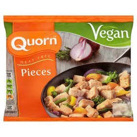 Quorn Meat Free Vegan Pieces