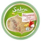 Sabra Houmous with Garlic & Red Pepper 200g