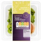 Sainsbury's Edamame & Butter Bean Salad, Taste the Difference 185g