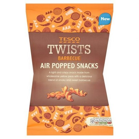 Tesco Barbecue Twists 80g