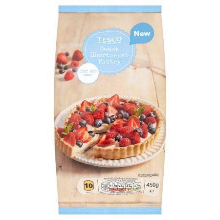 Tesco Dessert Pastry Mix 450g