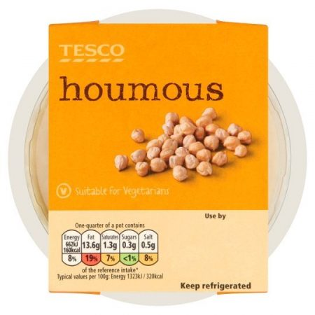 Tesco Houmous 200g