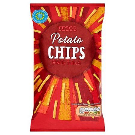 Tesco Potato Chips 150G