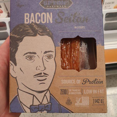 Upton's Bacon Seitan