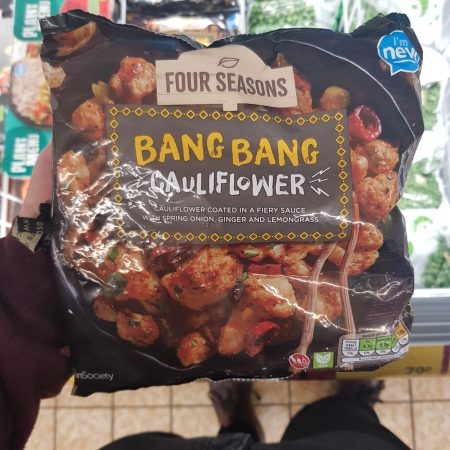 Four Seasons Bang Bang Cauliflower