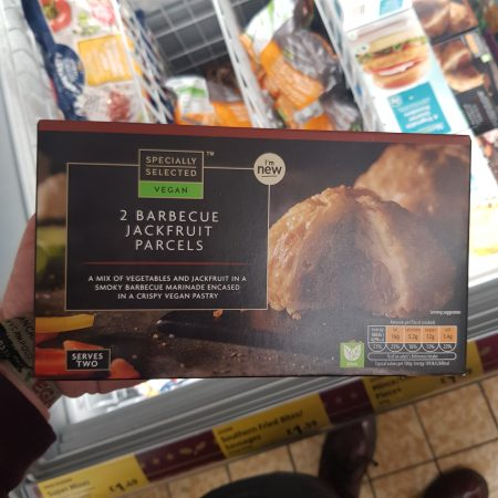 Specially Selected – 2 Barbecue Jackfruit Parcels