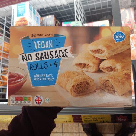 Vegan – No Sausage Rolls x 4