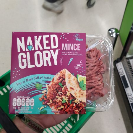 Naked Glory Mince