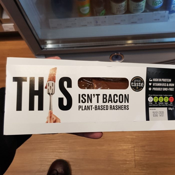 This Isn't Bacon – Plant-Based Rashers