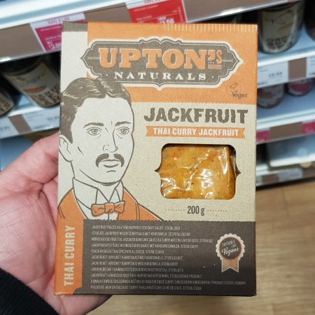 Upton's Jackfruit – Thai Curry Jackfruit