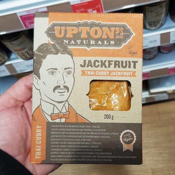 Upton's Jackfruit – Thai Curry Jackfruit
