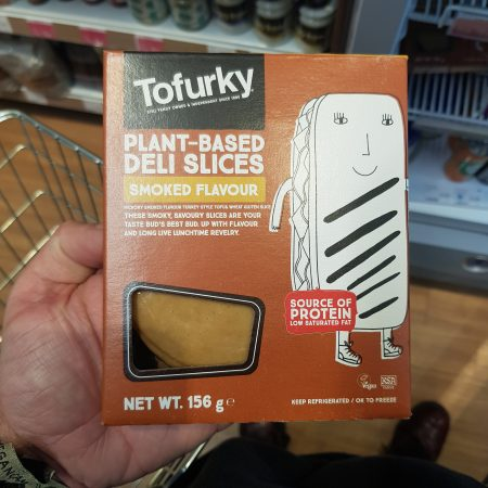 Tofurky Plant-Based Deli Slices