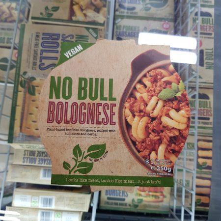 No Bull Bolognese