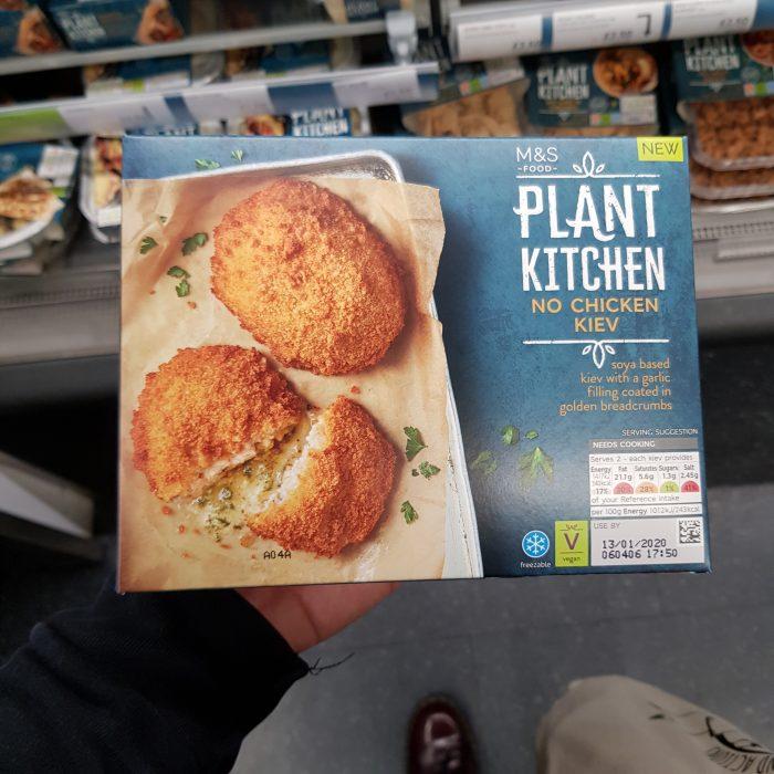 Plant Kitchen No Chicken Kiev