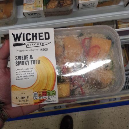 Wicked Kitchen Swede & Smoky Tofu 400g