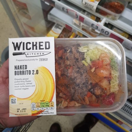 Wicked Naked Burrito 2.0