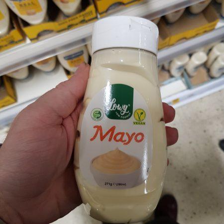 Lowy Low Fodmap Vegan Mayonnaise Allioli 271g