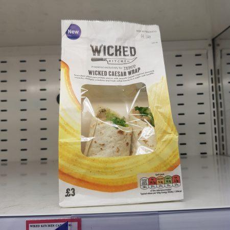 Wicked Kitchen Caesar Wrap