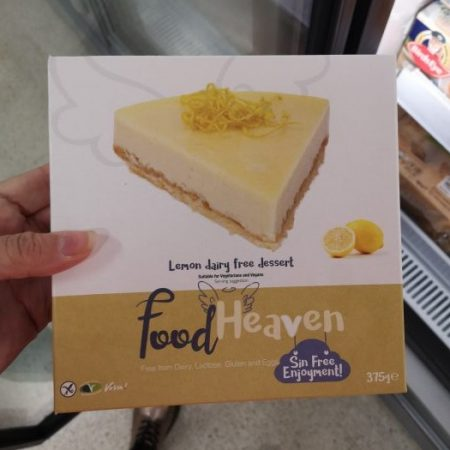 Food Heaven lemon dairy free