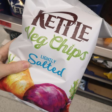 Kettle Chips Vegetable 125g