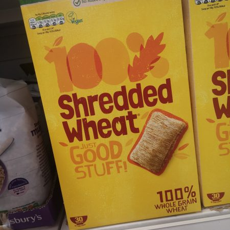 Nestle Shredded Wheat 16s 360g