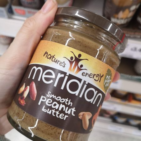 Meridian Peanut Butter Smooth 280g