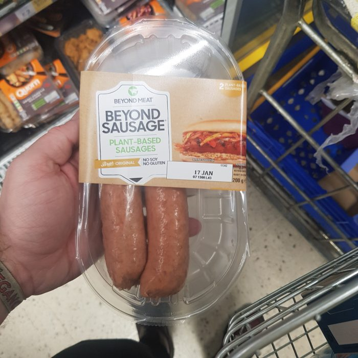Beyond Meat Beyond Sausages 200g